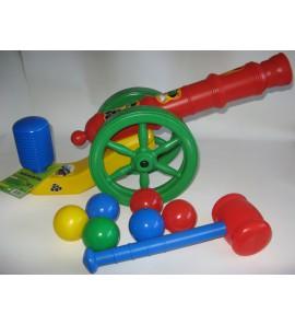 Dětské plastové dělo - velké