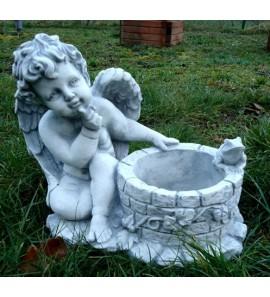 Anděl u studny