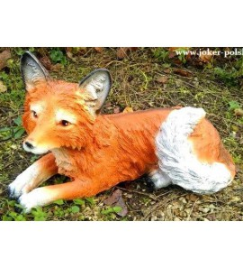 Liška ležící - pryskiřice