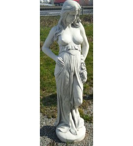 Socha nahé ženy